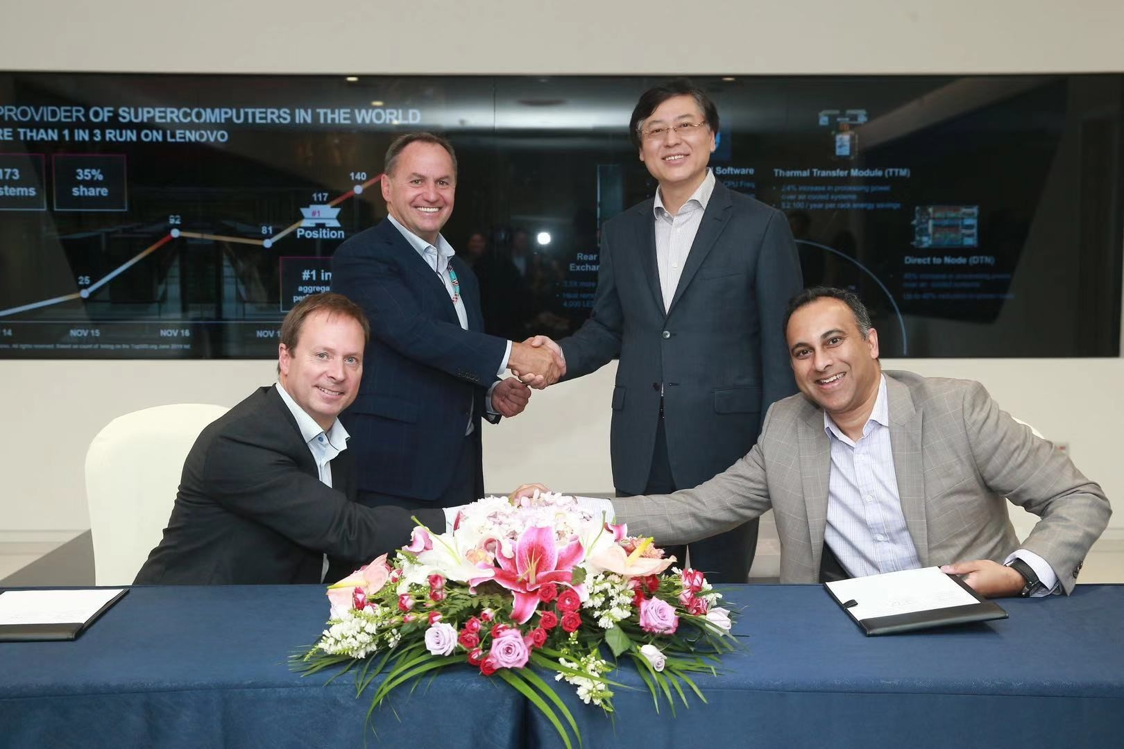 Lenovo and Intel Announce Multiyear Global Collaboration to