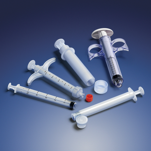 Qosina Is Your One-Stop Source for Open-Bore Syringes! (Photo: Business Wire)