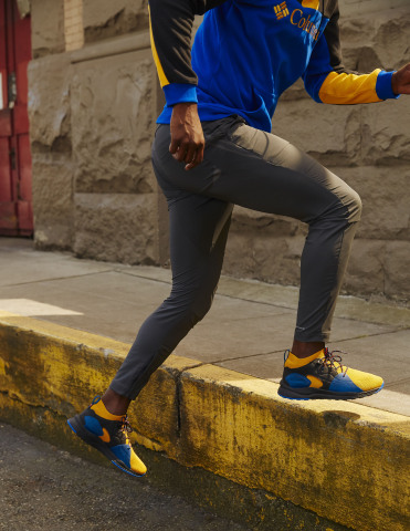 Columbia's new footwear collection features the SH/FT midsole, a dual compound cushioning composite that provides high resiliency and exceptional energy return. (Photo: Business Wire)