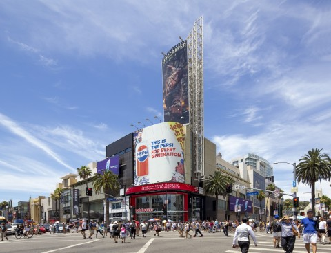 Gaw Capital and DJM Acquire Hollywood & Highland (Photo: Business Wire)