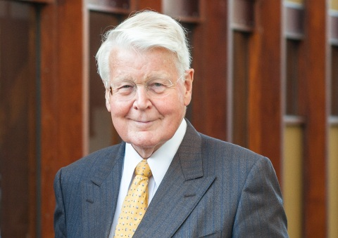 Olafur Ragnar Grimsson, former President of Iceland and a member of the board of Kerecis Limited (Photo: Business Wire)