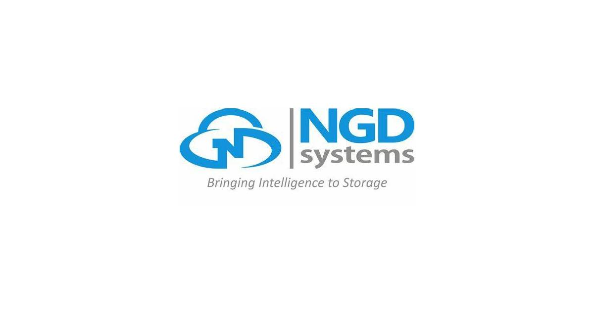 NGD Systems Becomes First to Demonstrate Azure IoT Edge Using