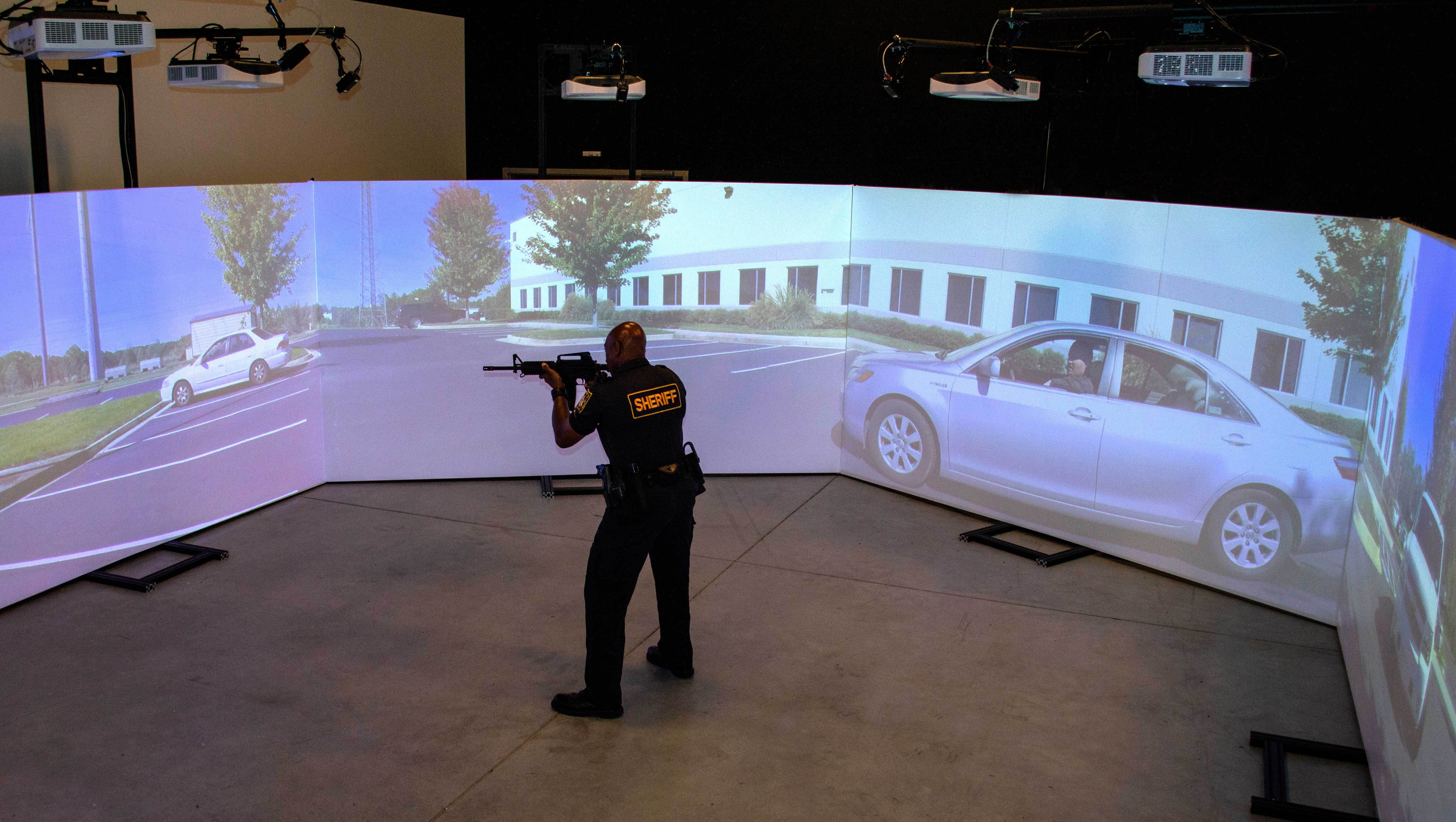 Georgia S Statewide Police Academy Selects Meggitt Training Systems