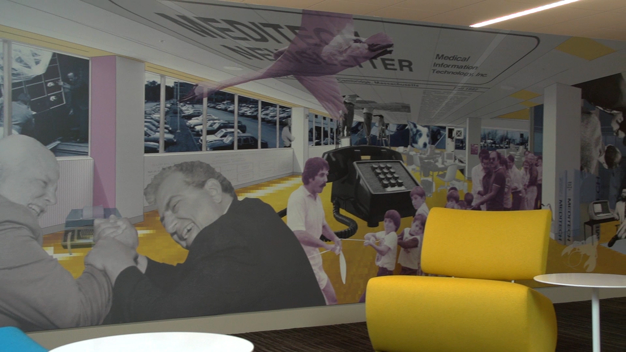 MEDITECH celebrates 50 years of bold innovation