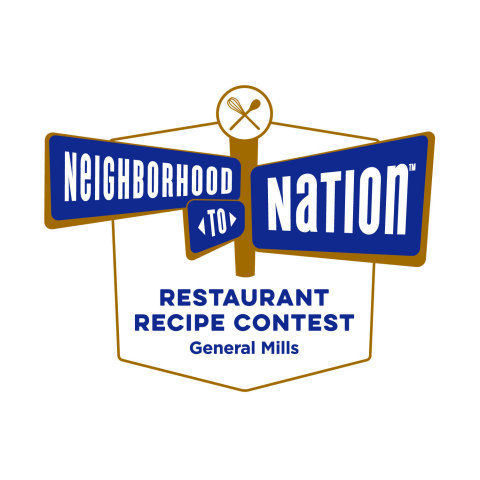 General Mills Foodservice Announces 10 Regional Winners in 5th Annual Neighborhood to Nation(TM) Recipe Contest (Graphic: General Mills).
