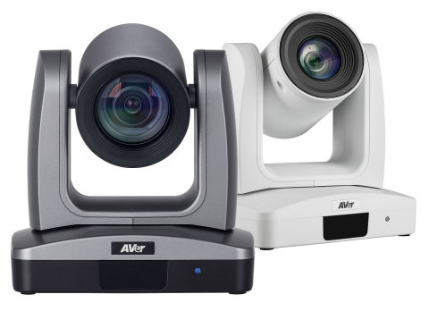AVer PTZ330 and PTZ310 Professional PTZ Cameras (Photo: Business Wire)