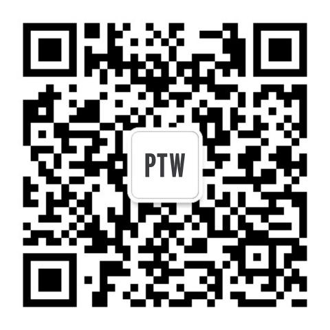 PTW中国官方微信公众号