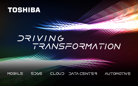 At FMS, Toshiba Memory will highlight several new technologies, form factors and products that enable the digital transformation that is currently underway. (Graphic: Business Wire)