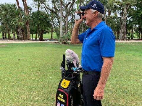 Garmin announced a new partnership with golf legend and businessman Greg Norman to be its global brand ambassador. The Greg Norman for Garmin campaign will spotlight smartwatches and rangefinders designed for an active lifestyle. (Photo: Business Wire)
