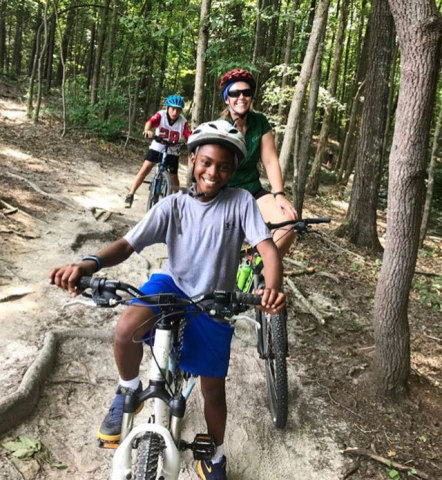 Trips for Kids, Charlotte (Photo: Business Wire)