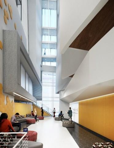 Atrium (Photo: Business Wire)