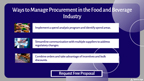 Ways to Manage Procurement in the Food and Beverage Industry.
