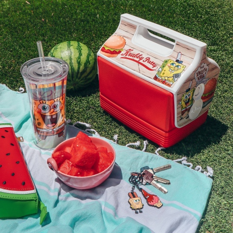 Igloo Debuts Limited-Edition SpongeBob SquarePants Playmates Coolers (Photo: Business Wire)