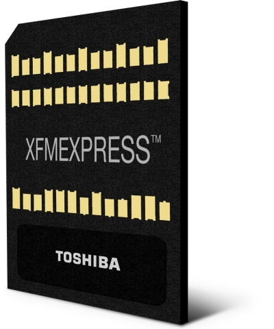 Toshiba Memory Unveils New Technology for Removable NVMe Memory