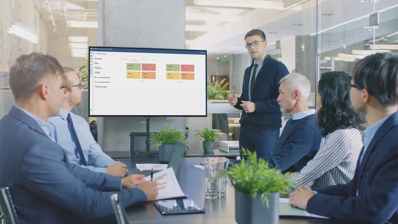Masergy Intelligent Service Control Customer Portal