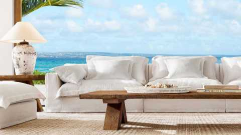 RH Beach House 2019 Navone Modular Sofa Collection by Paola Navone (Photo: Business Wire)