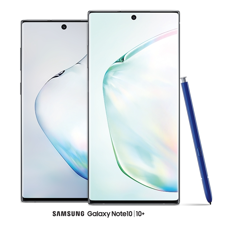 T-Mobile Has the New Samsung Galaxy Note10 and Galaxy Note10+ with