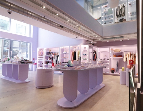 Re:store brings coveted URL brands to IRL on San Francisco's Maiden Lane (Photo: Business Wire)