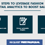 Steps to Leverage Fashion Retail Analytics to Boost Sales (Graphic: Business Wire)