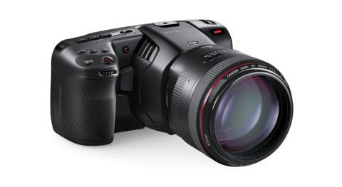 Blackmagic Pocket Cinema Camera 6K (Photo: Business Wire)