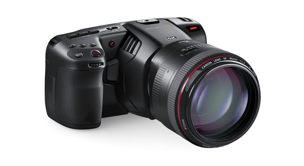 Blackmagic Design Announces New Blackmagic Pocket Cinema Camera 6k Business Wire