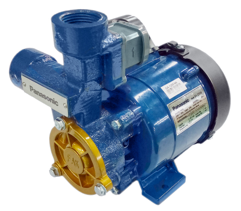 Panasonic's automatic flow switch pump (To be released in September 2019) (Photo: Business Wire)