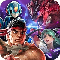 Capcom Characters Come Together in the Ultimate Card Battle