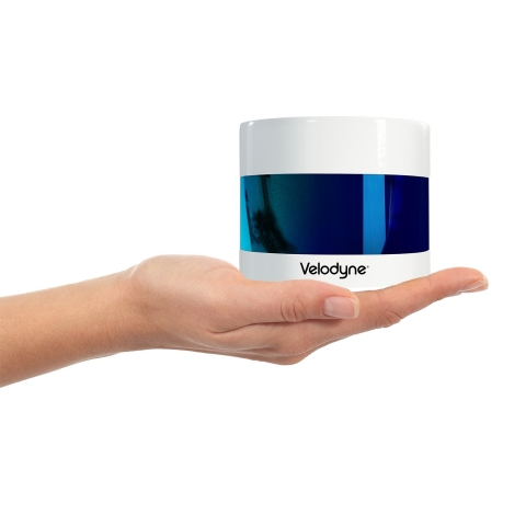 The Puck 32MR™ is the latest addition to Velodyne's broad array of lidar products. (Photo: Business Wire)