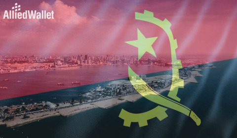 Allied Wallet Africa announces new office in Angola, Africa. (Graphic: Business Wire)
