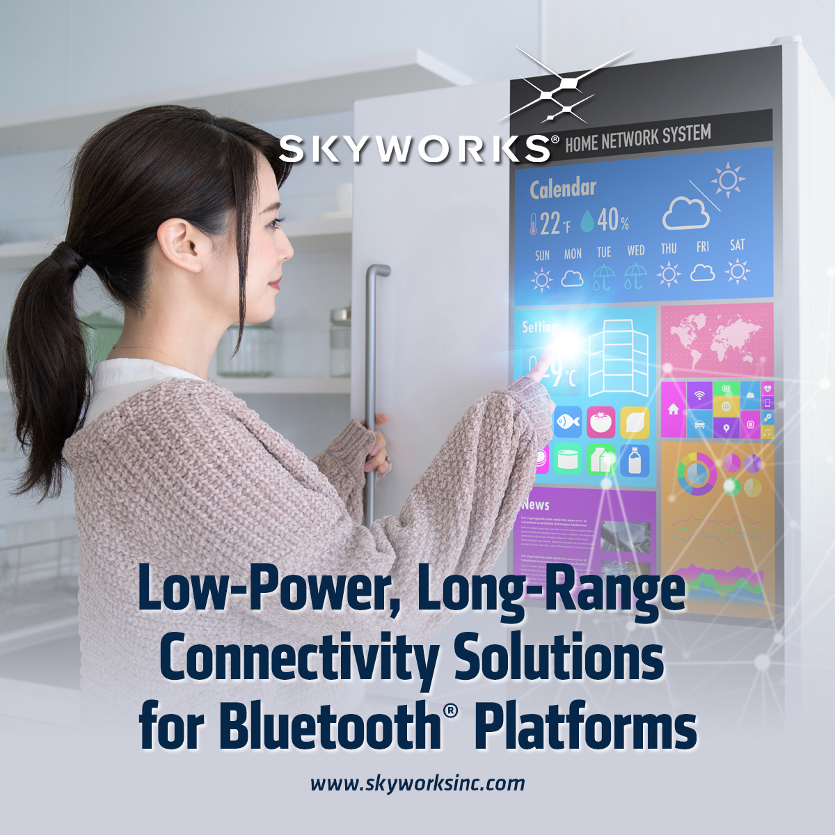 Skyworks Enables Emerging Bluetooth® Platforms | Business Wire