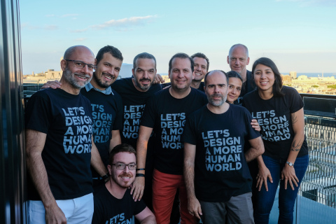 INSITUM CEO Luis Arnal (far left) and his team will join Fjord upon close of the acquisition (Photo: Business Wire)