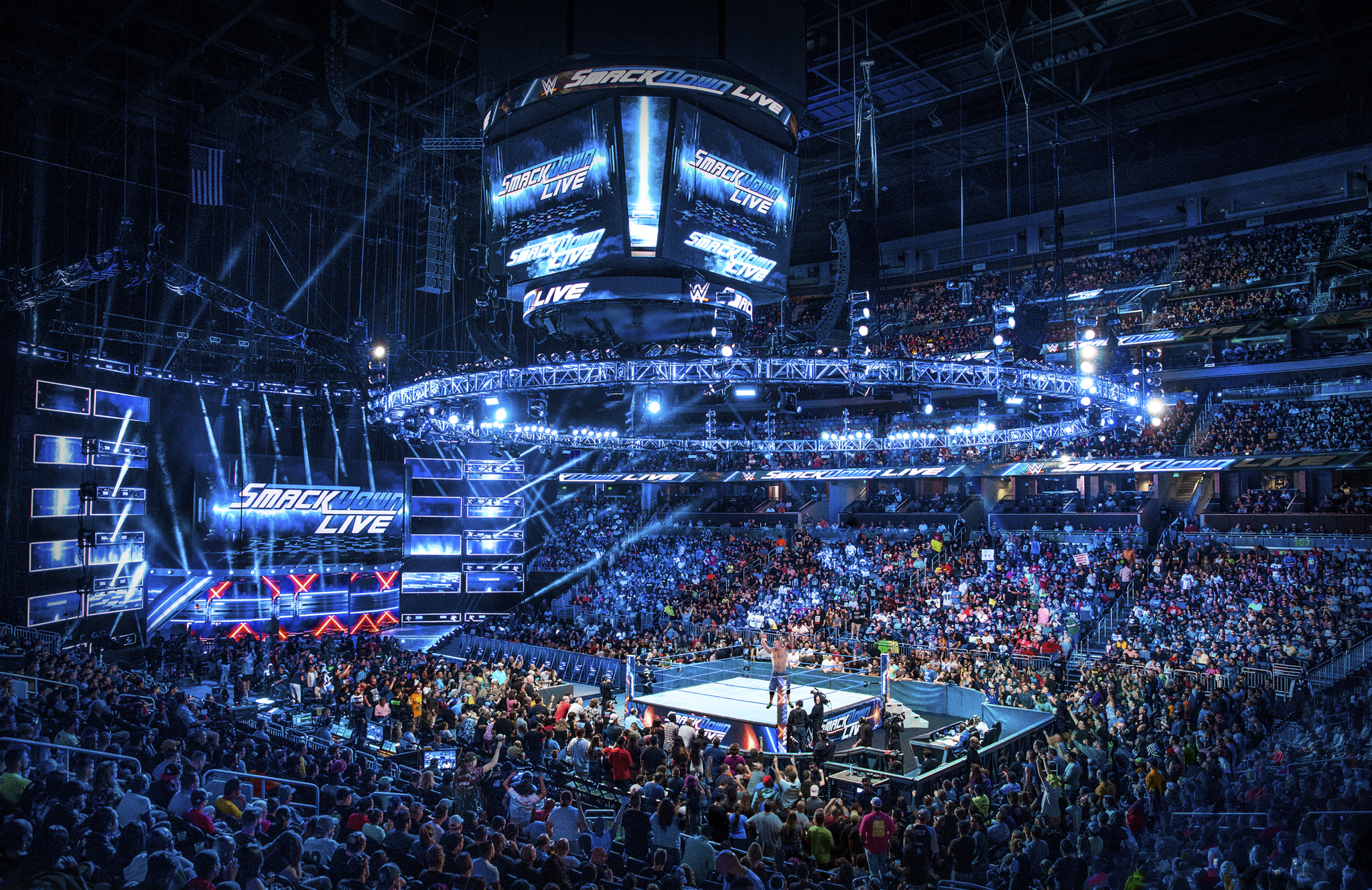 WWE® and FOX Sports Celebrate SmackDown's 20th Anniversary on October 4 | Business Wire