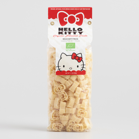 Hello Kitty Organic Pasta at Cost Plus World Market (Photo: Business Wire)