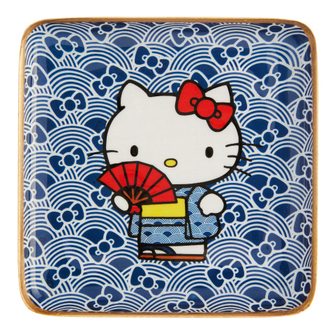 Small Hello Kitty Omatsuri Festival Trinket Dish at Cost Plus World Market (Photo: Business Wire)