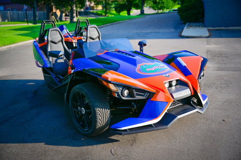 Florida Gators Slingshot (Photo: Polaris)