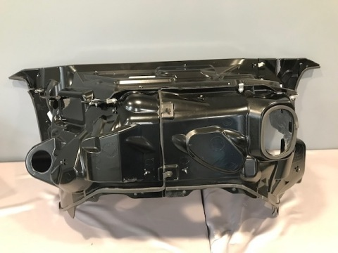 CSP's composite dual wall dash engine shroud significantly reduces NVH in the cabin of the 2020 Ford Explorer. (Photo: Business Wire)