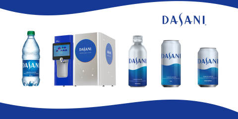 DASANI's innovation lineup (Photo: Business Wire)
