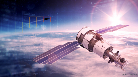 BAE Systems will develop machine learning capabilities aimed to help the military gain better awareness of space scenarios. (Image: BAE Systems, Inc.)