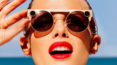 Snap Inc. Unveils Spectacles 3 (Photo: Business Wire)