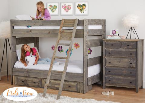 The Brennan collection. Scandinavian Designs KIDS + TEEN. (Photo: Business Wire)