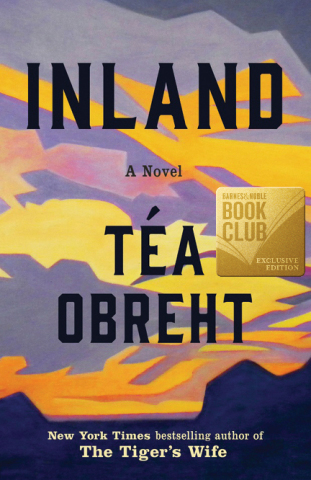 """Téa Obreht's """"Inland"""" is Barnes & Noble's August Book Club selection. (Photo: Business Wire)"""