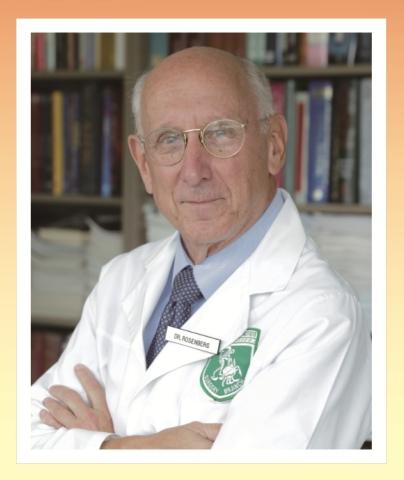 Dr. Steven A. Rosenberg, 2019 Edogawa NICHE Prize Awardee (Photo: Business Wire)