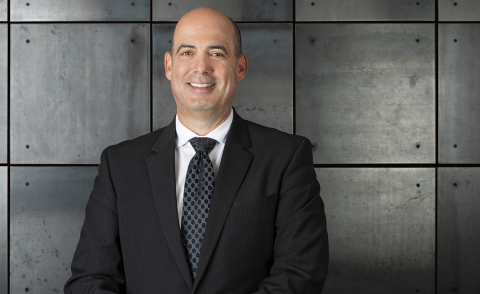 Corna Kokosing Construction Company's (CK) Board of Directors announced this week it has named Jim Negron president of the Columbus-based commercial construction company. (Photo: Business Wire)