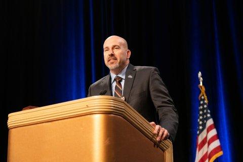SMART TD President-elect Jeremy Ferguson (Photo: Business Wire)