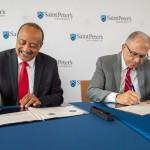 La Facultad de Medicina de la Ross University y Saint Peter's University Se Asocian para Ampliar la Diversidad de Médicos