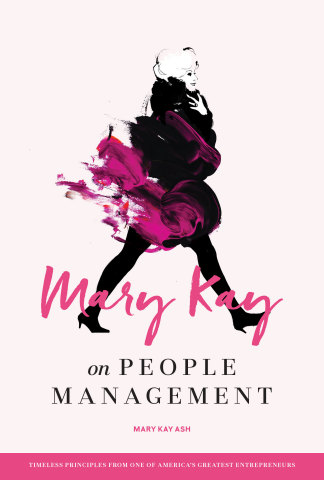 35th Anniversary Edition of Mary Kay on People Management Book. (Photo: Mary Kay Inc.)