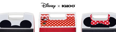 Igloo announces the launch of all new Disney Mickey Mouse and Minnie Mouse Inspired Playmates (Photo: Business Wire)