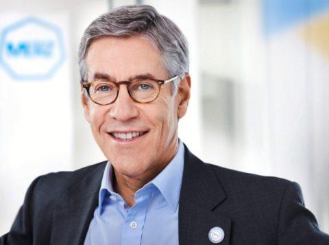 Philip Burchard, CEO of Merz (Photo: Business Wire)