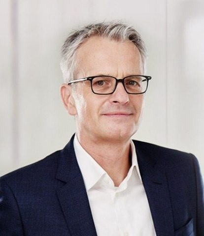 Dr. Christian Holzherr, Merz Supervisory Board (Photo: Business Wire)