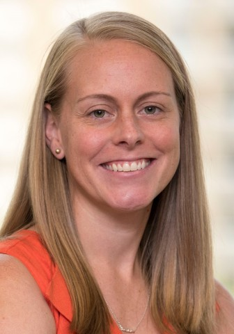 New GEICO assistant VP Ashley Schneider. (Photo: Business Wire)